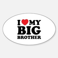I love my big brother Decal