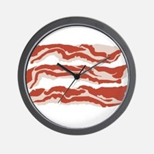 Bring Home the Bacon! Wall Clock