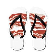 Bring Home the Bacon! Flip Flops