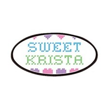 Sweet KRISTA Patches