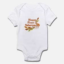 Happy Feast of Tabernacles Infant Bodysuit