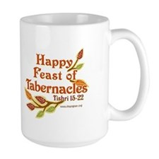 Happy Feast of Tabernacles Mug