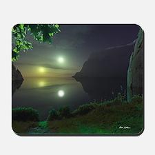 Viridian Lake Mousepad