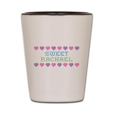 Sweet RACHAEL Shot Glass