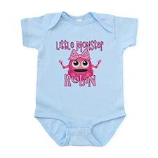 Little Monster Robin Infant Bodysuit