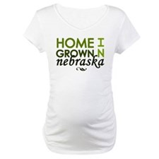 'Home Grown In Nebraska' Shirt