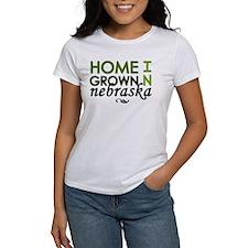 'Home Grown In Nebraska' Tee