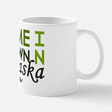 'Home Grown In Nebraska' Mug