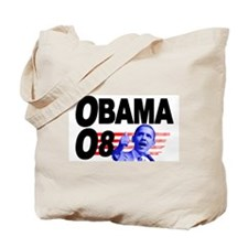 Obama '08 Tote Bag