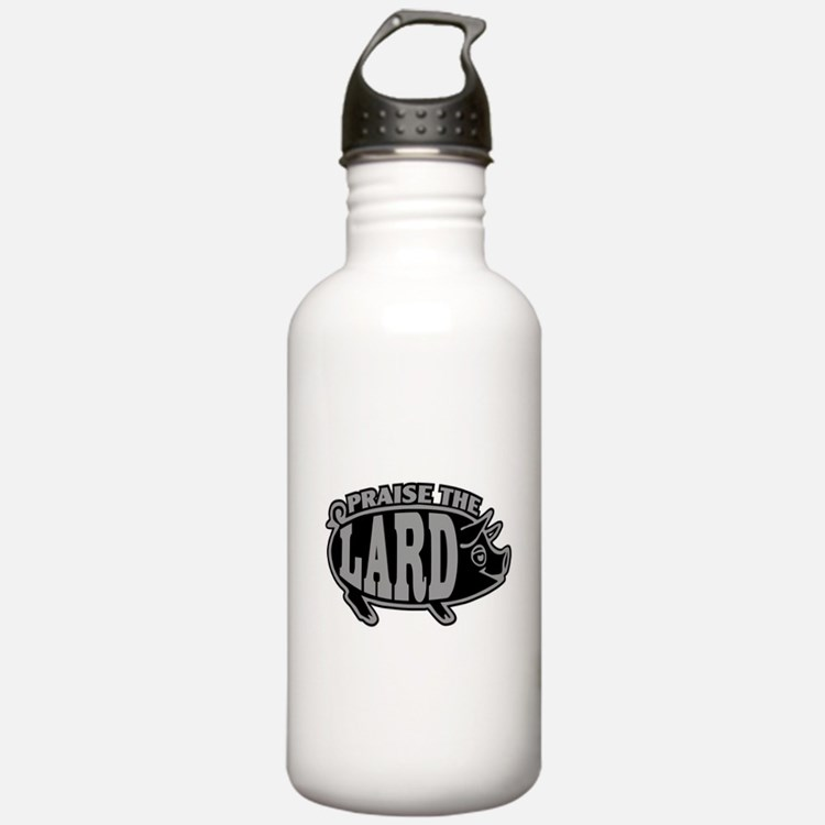 Praise The Lard Water Bottle