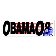 Obama '08 Bumper Bumper Sticker