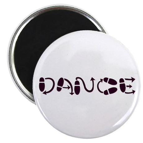 "Dance 2.25"" Magnet (10 pack)"