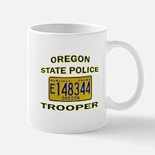 Oregon State Police Mug