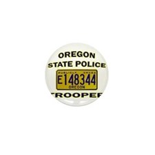 Oregon State Police Mini Button (100 pack)