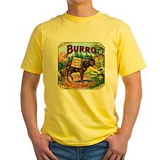 Burro Cigar Label T