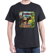 Burro Cigar Label T-Shirt