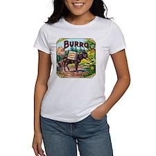 Burro Cigar Label Tee