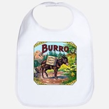 Burro Cigar Label Bib