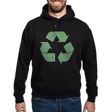 Vintage Recycle Logo Hoodie