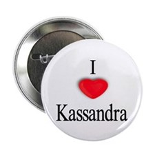 """Kassandra 2.25"""" Button (10 pack)"""