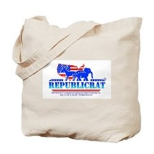 Don't be a Political Pansy Tote Bag