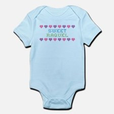Sweet RAQUEL Infant Bodysuit