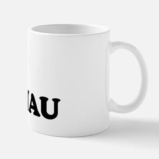 I Love Chisinau Mug