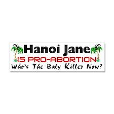 """""""Hanoi Jane"""" Car Magnet"""