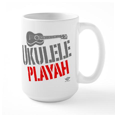 Ukulele Playah Large Mug
