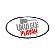 Ukulele Playah Patches