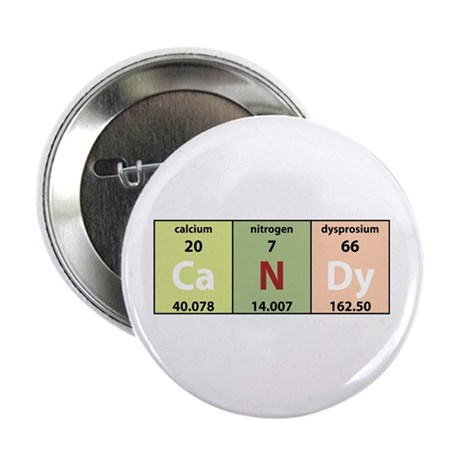 "Chemical Candy 2.25"" Button (10 pack)"