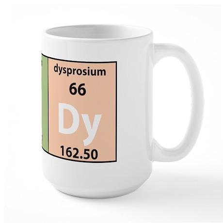 Chemical Candy Large Mug