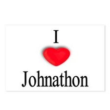 Johnathon Postcards (Package of 8)