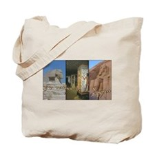 I'd Rather Be in Egypt Tote Bag