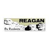 """Reagan on rushmore 3"""" x 10"""""""
