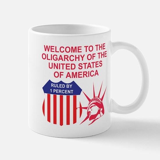 The Oligarchy Mug