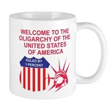 The Oligarchy Small Mug