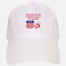 The Oligarchy Baseball Baseball Cap