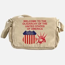 The Oligarchy Messenger Bag