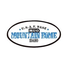 Mountain Home Force Base Patches