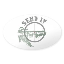 Send It Scope Decal