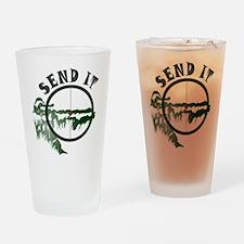 Send It Scope Drinking Glass