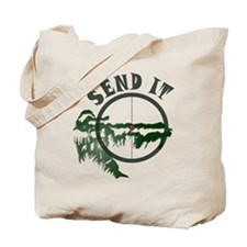 Send It Scope Tote Bag