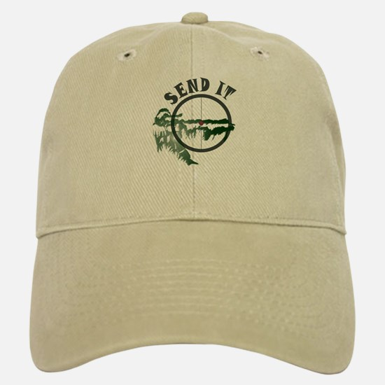 Send It Scope Baseball Baseball Cap