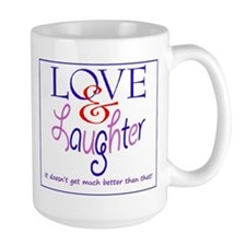Laughter Mug