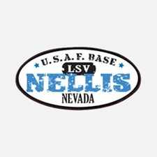 Nellis Air Force Base Patches
