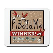 PiBoIdMo 2011 Mousepad