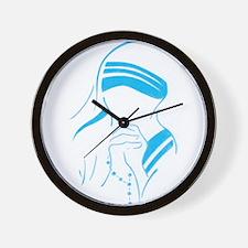 Unique Teresa Wall Clock