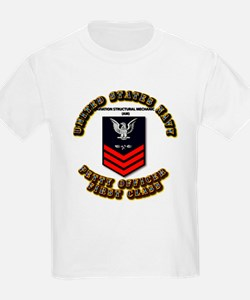 US Navy - AM with text T-Shirt