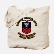US Navy - AM with text Tote Bag
